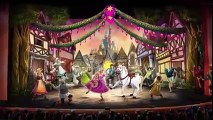 Behind the Scenes of  Tangled  The Musical    Disney Cruise Line