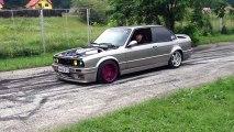 BMW E30 V10 SWAP - video dailymotion