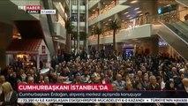 Cumhurbaşkanı Recep Tayyip Erdoğan- Alışveriş Merkezi - Açılışında Konuşuyor 3 Aralık 2016