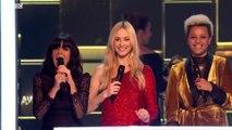 Robbie Williams Sings Sensational - BBC Music Awards