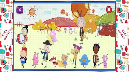 Peg and friends games for kids to play online
