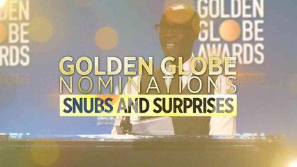 2017 Golden Globe Nominations Notes