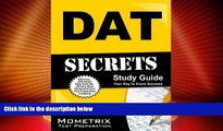 Price DAT Secrets Study Guide: DAT Exam Review for the Dental Admission Test DAT Exam Secrets Test