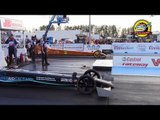 DRAG FILES: the 2016 IHRA Rocky Mountain Nationals Part 34 (Top Fuel Dragster Exhibition)