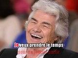 Daniel Guichard - Croire au bonheur KARAOKE / INSTRUMENTAL