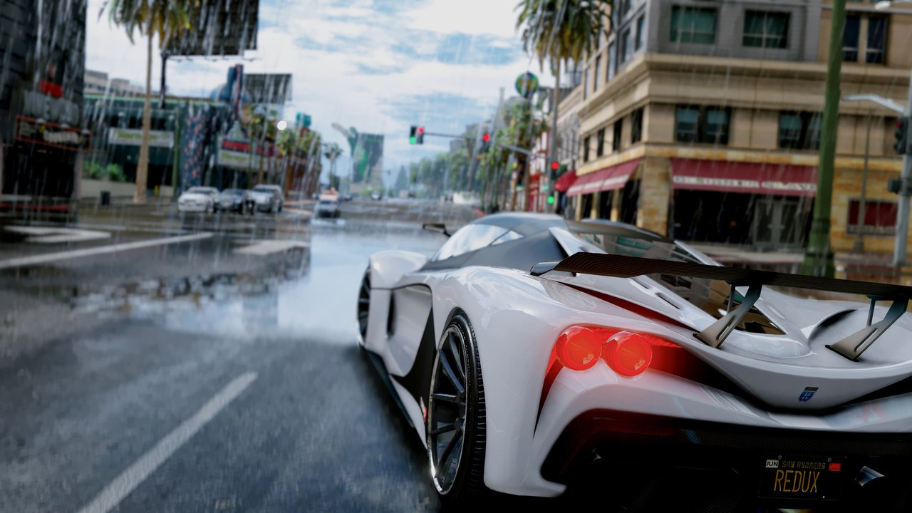 gta v pc ultra graphics gameplay