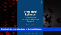 Audiobook Protecting Reliance: The Emergent Doctrine of Equitable Estoppel Michael Spence Full Ebook