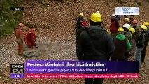 Peştera Vântului din Munţii Pădurea Craiului. Cea mai lungă peşteră din România şi din sud-estul Europei.
