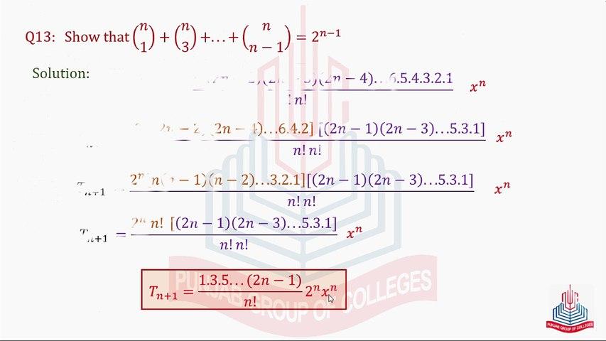 Math Chapter 8.2 Part 11