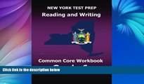 Buy Test Master Press New York NEW YORK TEST PREP Reading and Writing Common Core Workbook Grade