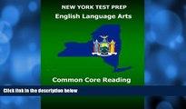 Buy Test Master Press New York NEW YORK TEST PREP English Language Arts Common Core Reading Grade
