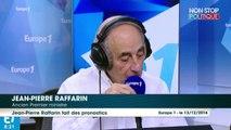 Présidentielle 2017 : François Fillon, Marine Le Pen et la gauche … les pronostics de Jean-Pierre Raffarin