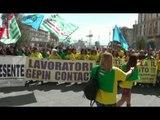 Napoli - Almaviva, ultimo tentativo per salvare i lavoratori (12.12.16)