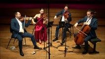 Piotr Ilitch Tchaïkovski : Quatuor à cordes n° 1 en ré majeur op. 11 - Scherzo par le Quatuor Casal