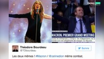 Cross media 2016- MACRON ELOCUTION / Joris Thomas