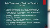 Difference Between VAT and GST(Goods and Service Tax)