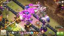 Clash of Clans | LAST MINUTE WAR ATTACK | Intense Clan War CoC