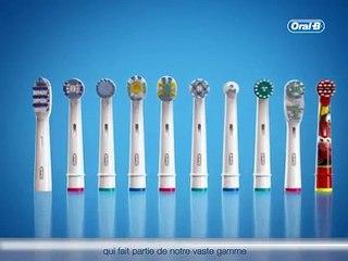 Brossette Oral-B Precision Clean - Un nettoyage supérieur au quotidien