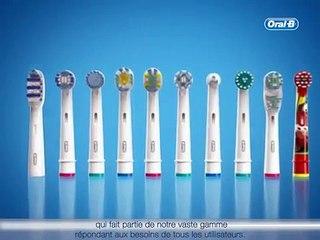 Brossette Oral-B Sensitive - Un brossage délicat