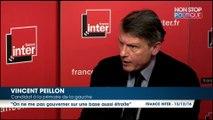 François Hollande : après l'avoir défendu, Vincent Peillon tacle le bilan du président