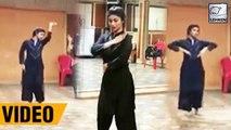 Mouni Roy's Awesome 'Kathak' Dance On Samjhawan Song