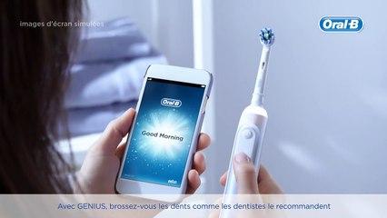 Oral-B Genius- la brosse à dents électrique intelligente
