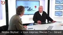 Macron, cotisations patronales... Gérard Filoche s'énerve
