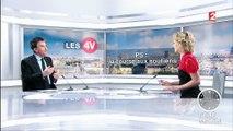 """Primaire de la gauche : pour Jack Lang, Manuel Valls est """"le seul à avoir l'envergure d'un chef d'Etat"""""""
