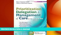 Audiobook Prioritization, Delegation,   Management of Care for the NCLEX-RN® Exam Kindle eBooks