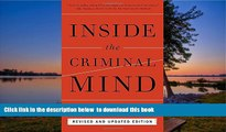 PDF [DOWNLOAD] Inside the Criminal Mind: Revised and Updated Edition BOOK ONLINE