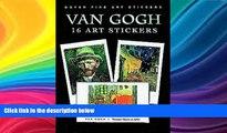 Read Online Van Gogh: 16 Art Stickers (Dover Art Stickers) Vincent Van Gogh For Ipad