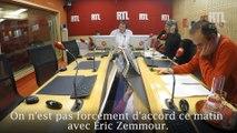 """Éric Zemmour : """"Macron et Fillon, même sociologie, même idéologie"""""""