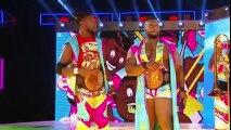 SHEAMUS & CESARO VS  luke gallows & the new day WWE Raw 12 December 2016 - WWE Monday Night Raw 12_12_16