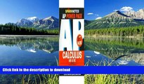 Pre Order AP Calculus Power Pack (SparkNotes Test Prep) Full Book