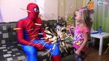 Bad Baby Review Magic Yaroslava МАГИЧЕСКИЕ Превращения Дети и Супергерои Видей для детей Tiki Taki