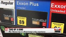 Trump picks ExxonMobil chief Tillerson for secretary of state