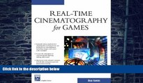 Price Real-Time Cinematography for Games (Charles River Media Game Development) Brian Hawkins For