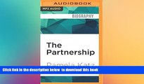 PDF [FREE] DOWNLOAD  The Partnership: Brecht, Weill, Three Women, and Germany on the Brink TRIAL