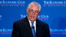 "Trump picks ""great business leader"" Rex Tillerson for secretary of state"