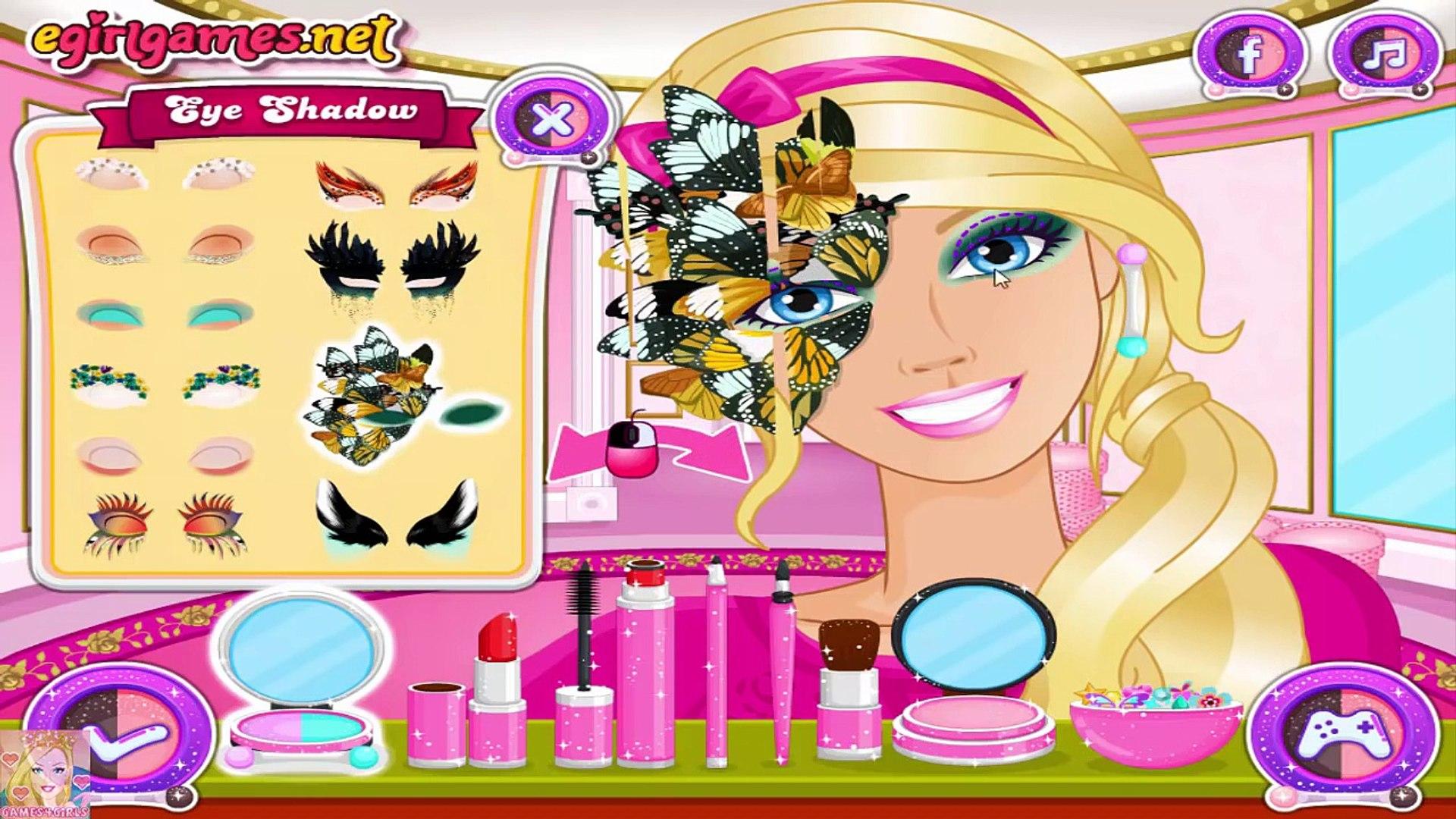 Barbie Conture Makeup - Barbie Dress Up And Makeup Game for Girls