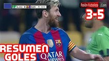Al Ahly Vs Barcelona 3-5 All Goals & Highlights - Resumen y Goles Friendly 13 12 2016