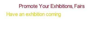 International Fairs Directory