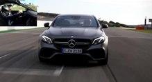 2017 Mercedes AMG E 63 S [ESSAI] : Radical'E (test drive + amazing sound)