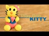Play Doh Kitty | Kitty Cat | Cat | Hello Kitty