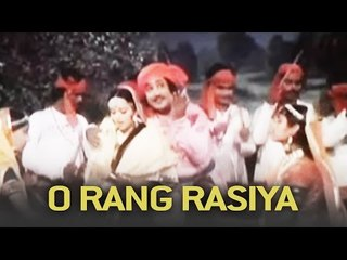 O Rang Rasiya- Bhader Tara Vaheta Pani - Gujarati Garba Songs