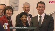Le tour de l'info - Vincent Peillon compte ses soutiens / Manuel Valls à la maison de la chimie / Olivier Faure président du groupe PS à l'Assemblée Nationale / Deuxième jour de procès pour Christine Lagarde / Loi Montagne (13/12/2016)
