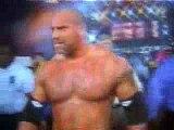 WCW Starrcade 1999 - Bret 'Hitman' Hart vs Goldberg - WCW World Title