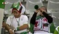 Vidéo amusante de deux supporters Algériens en Afrique du sud