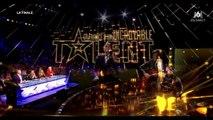 M6/Incroyable Talent : Revoyez la prestation de Mickaël Dos Santos