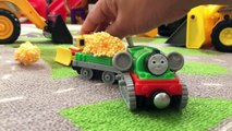 Thomas and Friends Train Maker Assembly Pack PLAYTIME - Construction Pack, Racing Pack, Monster Pack